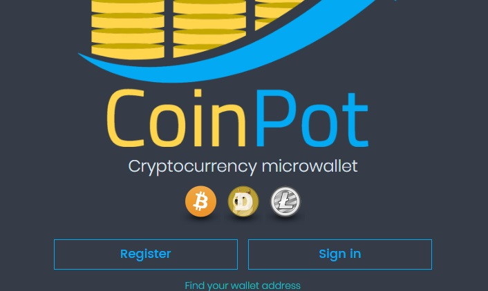 CoinPot Faucets at my PR laboratory – Crypto Social Networks